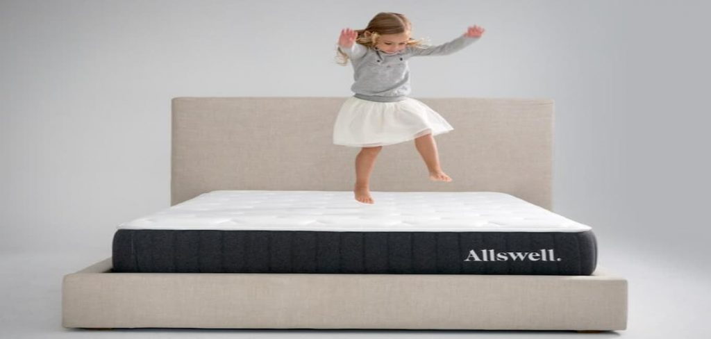 Allswell Hybrid Gel Memory Foam with Coils Mattress
