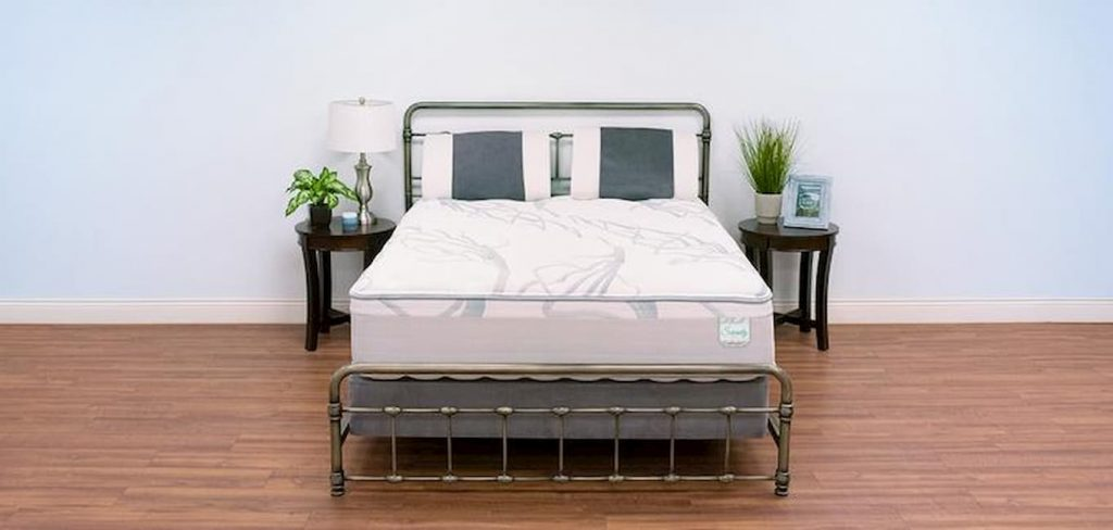 BedInABox Serenity Memory Foam Mattress