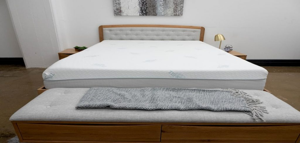BedInABox Tranquillium Memory Foam Mattress