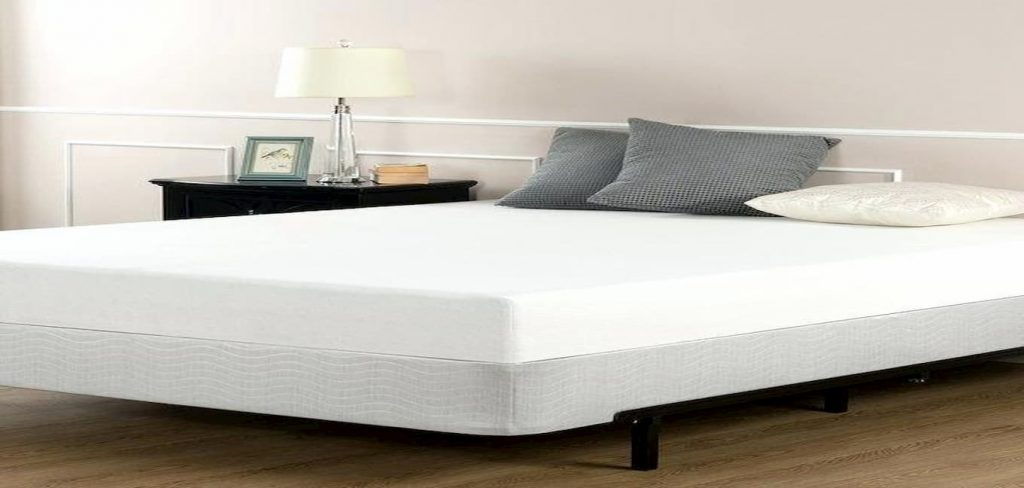 Bob-O-Pedic Memory Foam Mattress