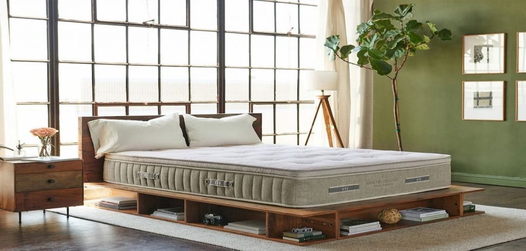 Brentwood Home Cedar Hybrid Mattress
