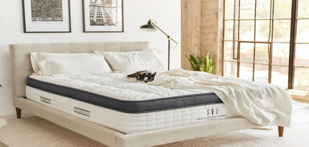 Brentwood Home Oceano Hybrid Mattress
