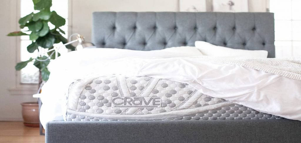 CRaVE Luxury Firm Hybrid Innerspring Mattress