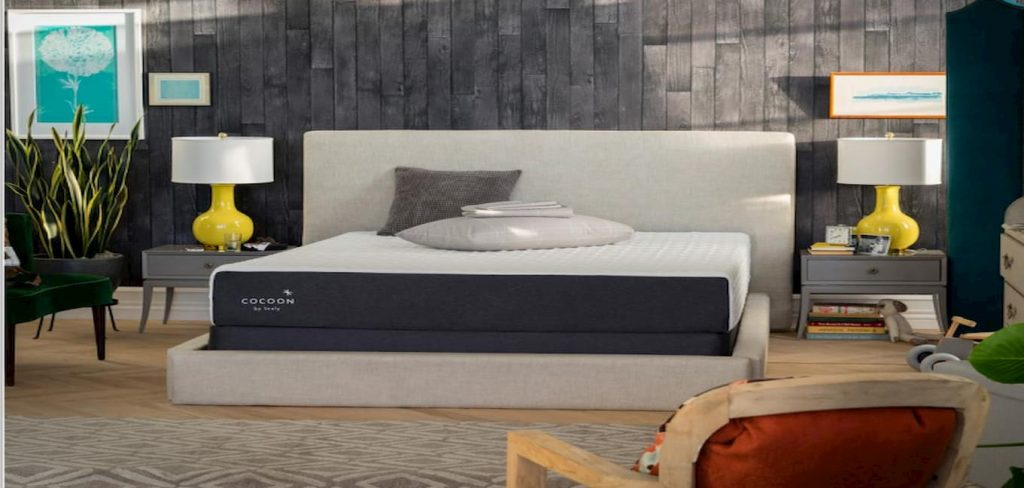 Cocoon by Sealy Chill Memory Foam Mattress