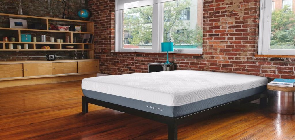Drömma Bed Triple-layer Memory Foam Mattress
