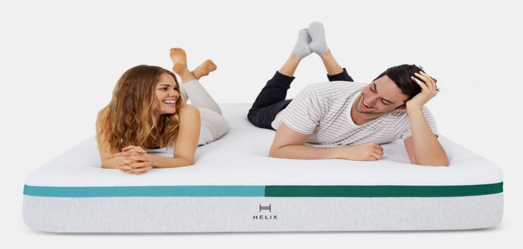 Helix Dual Balanced Hybrid Mattress