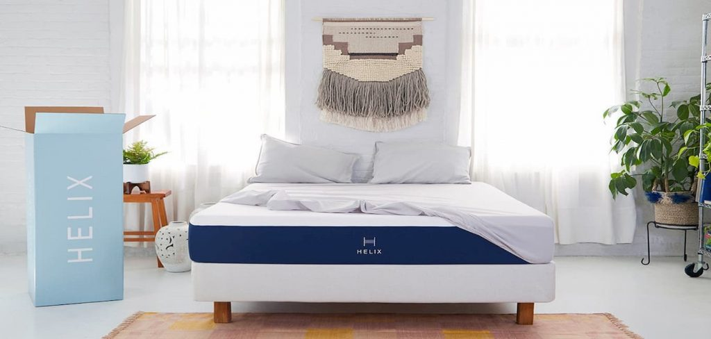 Helix Midnight Hybrid Mattress