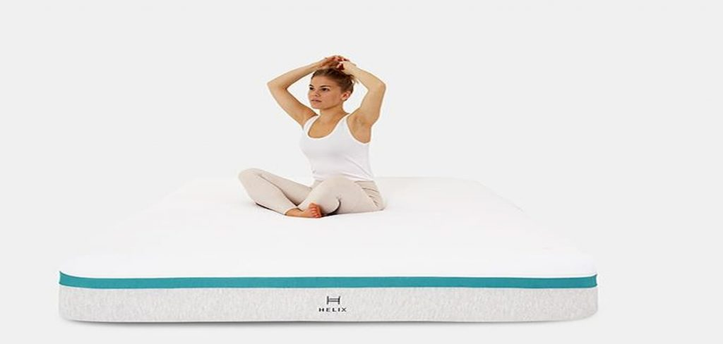 Helix Sunset Hybrid Mattress