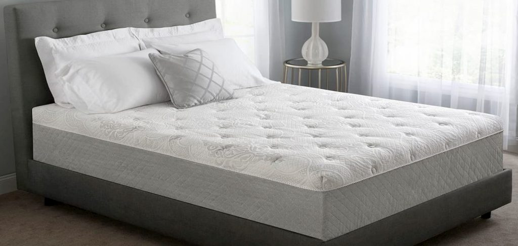 Novaform Serafina Pearl Gel Memory Foam Mattress