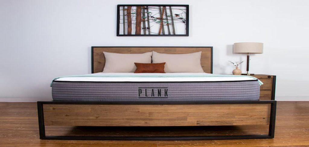 Plank Flippable Mixed Foam Mattress