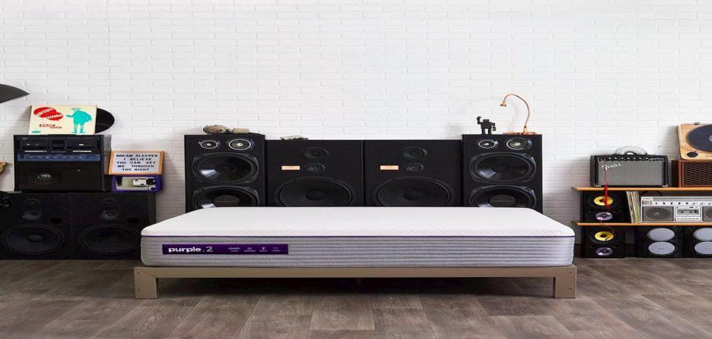 Purple All-New Hybrid Mattress