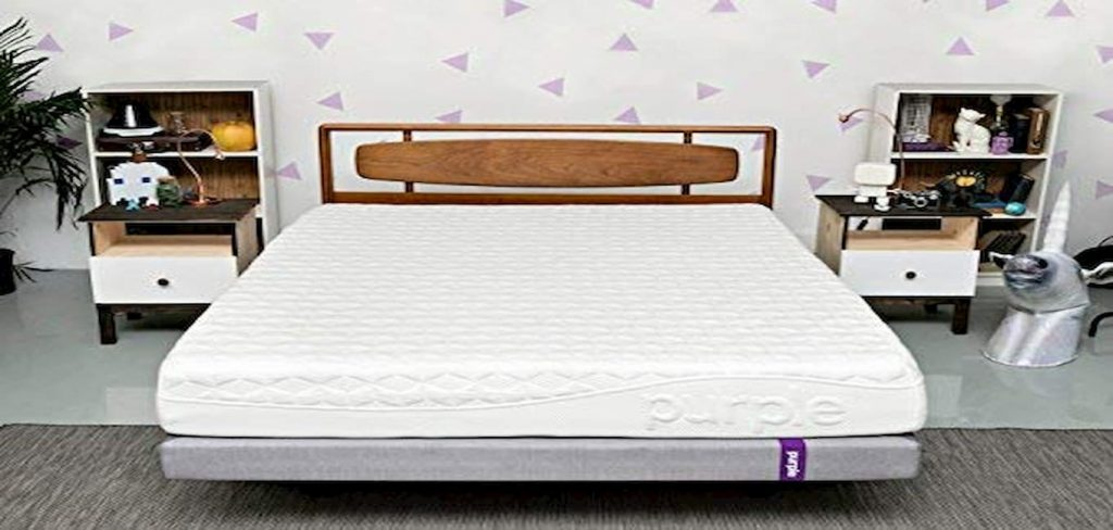 Purple Original Foam Mattress