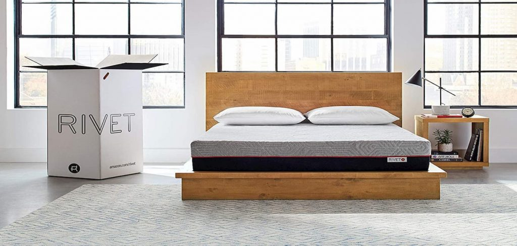 Rivet Latex and Foam Hybrid Mattress