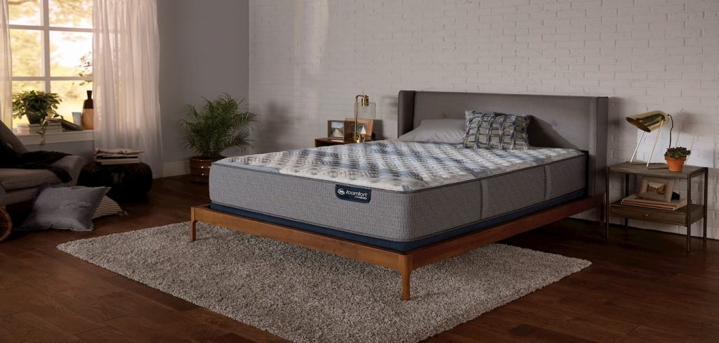 Serta iComfort Blue Fusion 100 Firm Hybrid Mattress