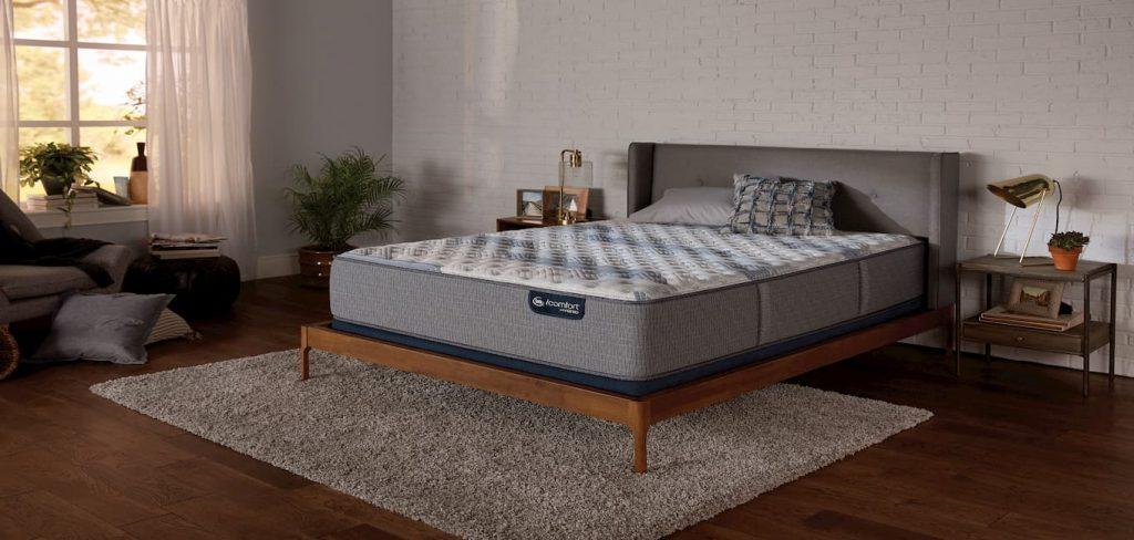 Serta iComfort Blue Fusion 100 Firm Hybrid Mattress