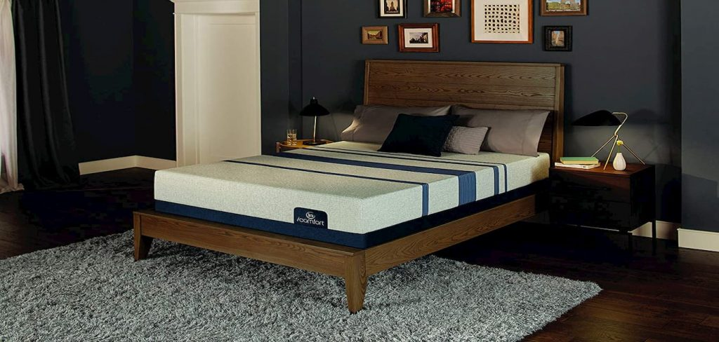 Serta iComfort Blue 100 Gentle Firm Memory Foam Mattress