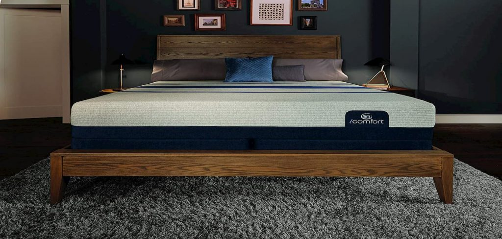 Serta iComfort Blue 300 Firm Memory Foam Mattress