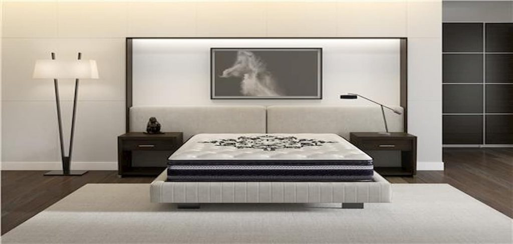 Signature Sleep Inspiration 10-Inch Hybrid Mattress