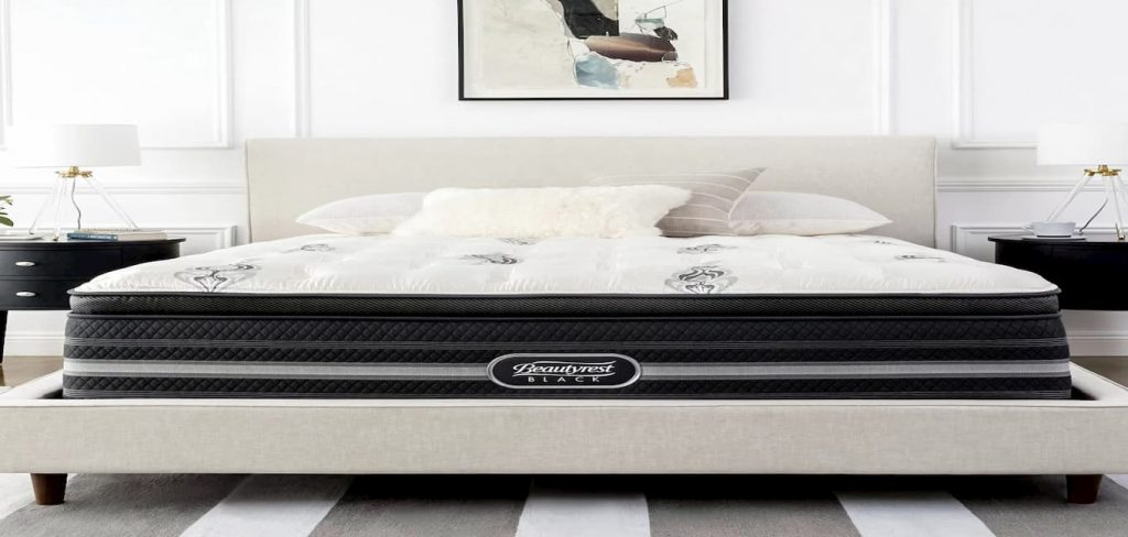 Simmons Beautyrest Black Desiree Hybrid Mattress