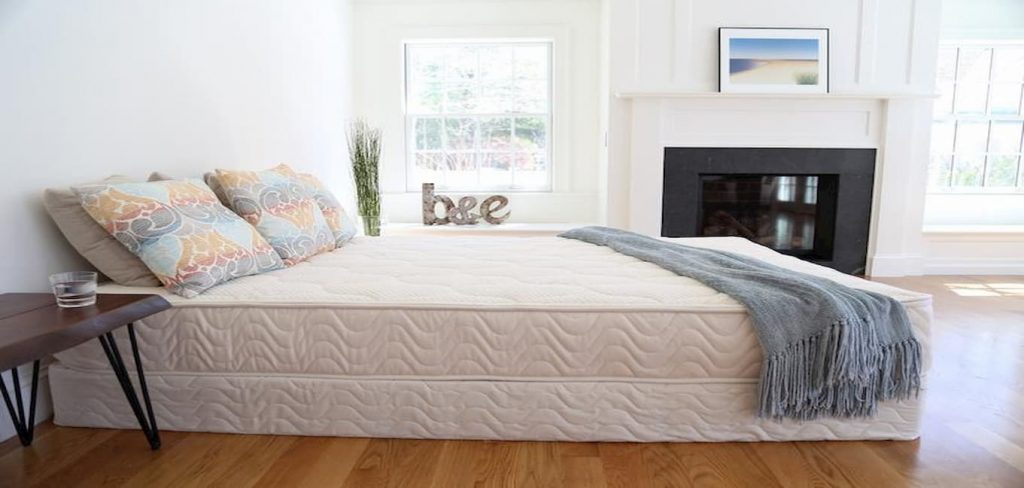Spindle Natural Latet Mattress