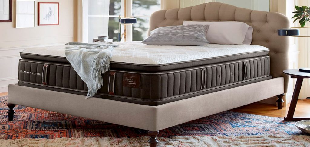 Stearns & Foster Lux Estate Hybrid Mattress