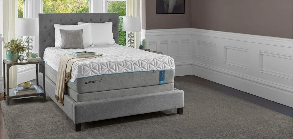 Tempur-Pedic Cloud Luxe Memory Foam Mattress
