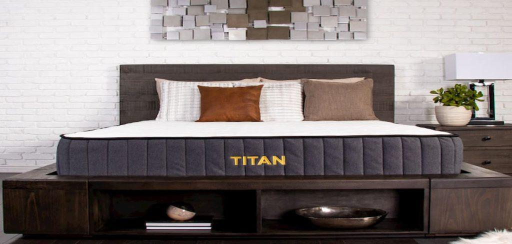 Titan Hybrid Mattress