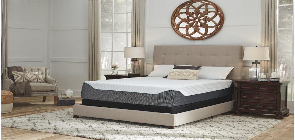 Ashley Sleep Elite Memory Foam Mattress