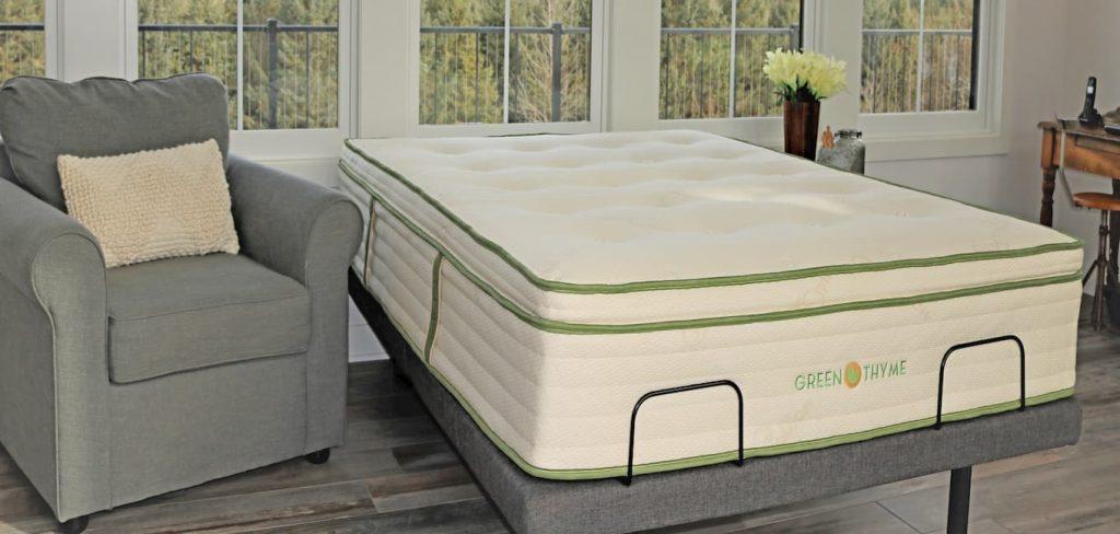 Green Thyme Split Firmness Latex Hybrid Mattress