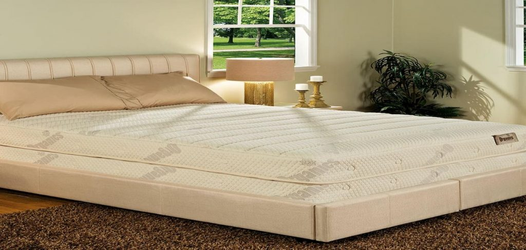 Organics Dharma Latex Mattress
