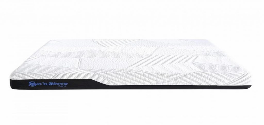 Sit 'n Sleep Hana Memory Foam Mattress