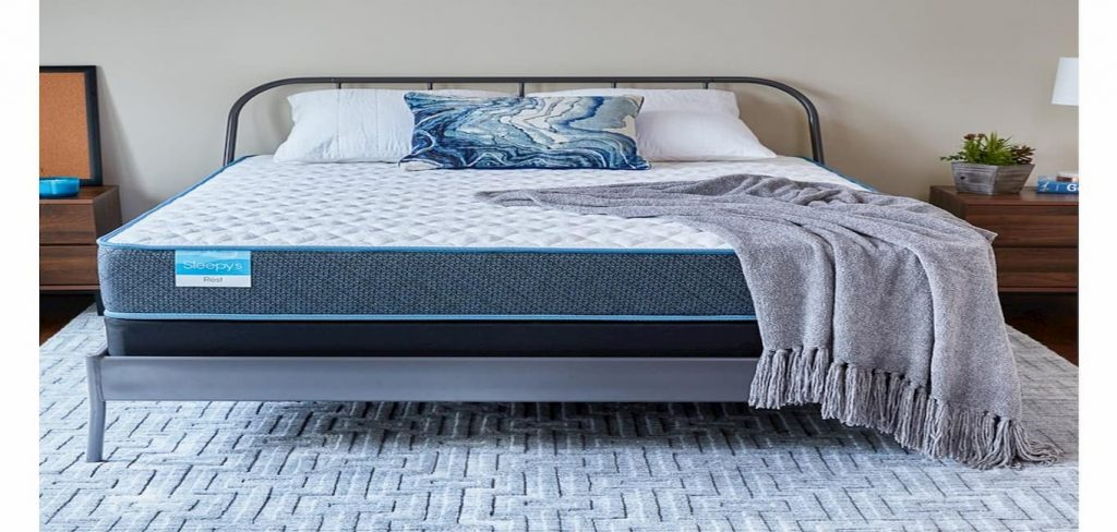 Sleepy's Rest Firm Innerspring Mattress