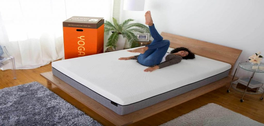 Yogabed Foam Mattress