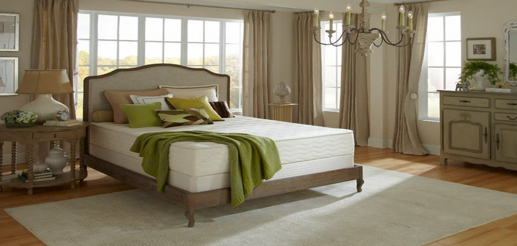 PlushBeds Botanical Bliss Collection Latex Mattress