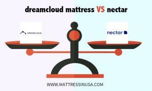 dreamcloud- mattress-vs -nectar-image