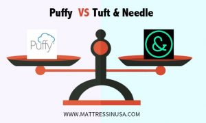 puffy-mattress vs-tuft-and- needle-comparison-image