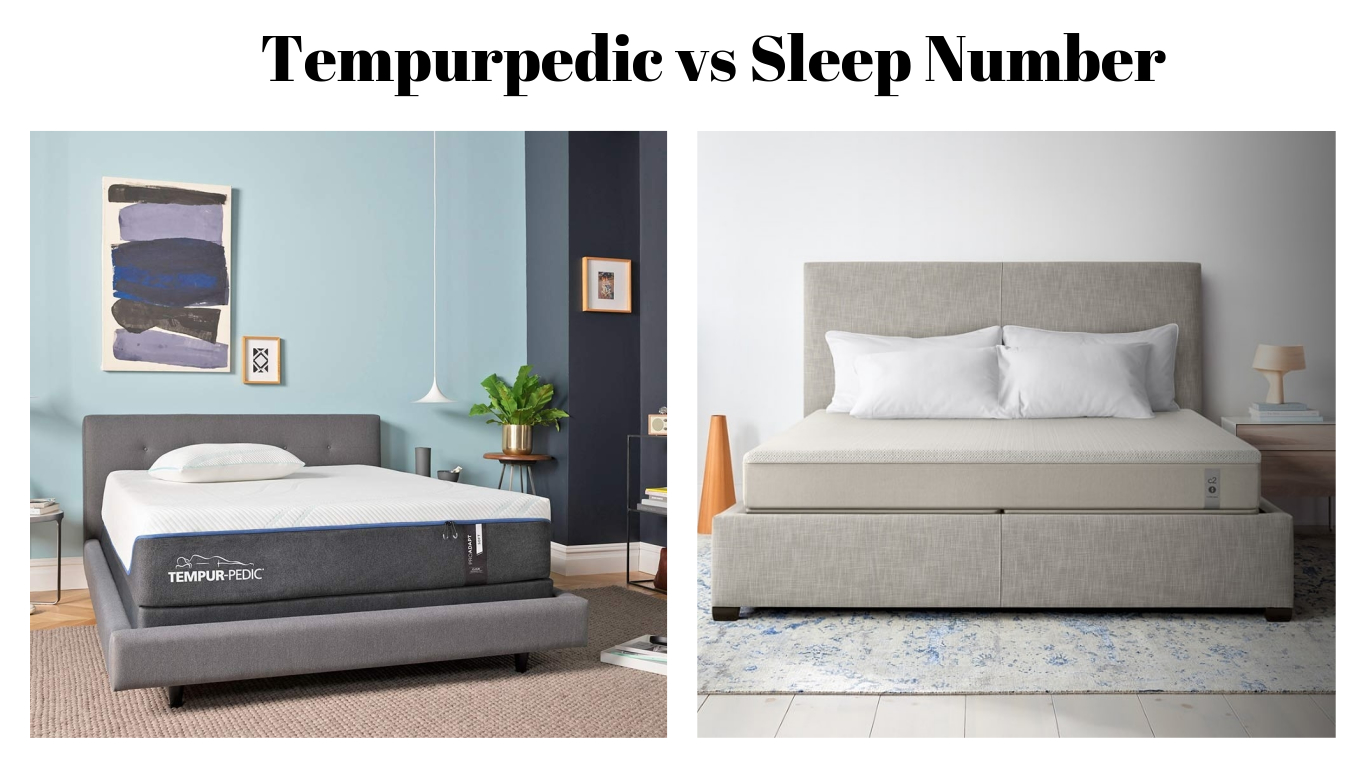 Tempurpedic Mattress Vs Sleep Number Mattress
